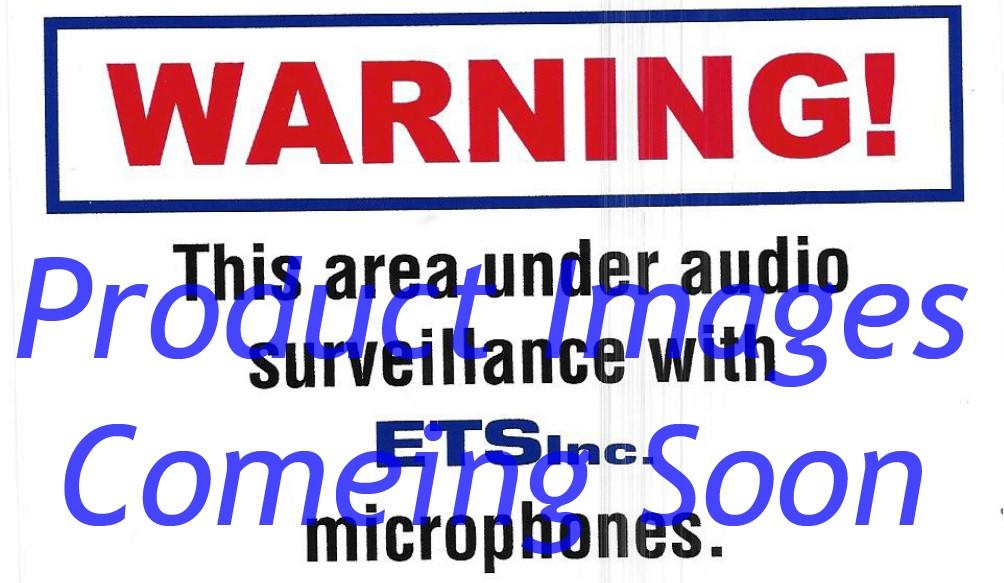 SM1 Flush Mount, Omni-directional Microphone