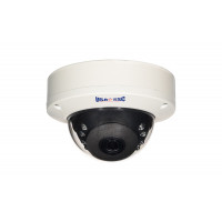 HD-TVI Camera, Indoor/Outdoor Mini Dome Camera, 1080p (2MP), 3.6mm lens, IP65, IR Working Distance 10M (30 feet), 12VDC, NTSC, White Housing