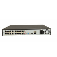 32CH Network Video Recorder (NVR) with built in POE Switch and Video Analytics