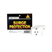 DITEK 1F Single Outlet Surge Protection