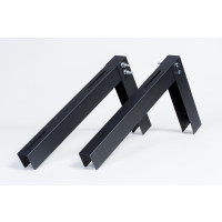 DVR Lockbox Horizontal Wall Mounting Bracket