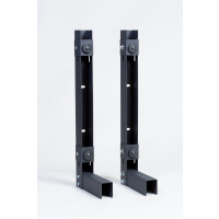 DVR Lockbox Verticle Wall Mounting Bracket