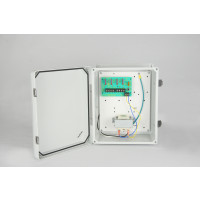 Weather Proof Power Supplies - 24 VAC, 4 Output, 4 Amps, NEMA 4X Enclosure, Fused