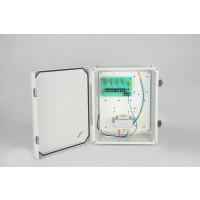 Weather Proof Power Supplies - 24 VAC, 4 Output, 4 Amps, NEMA 4X Enclosure, Fused