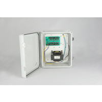Weather Proof Power Supplies - 24 VAC, 8 Output, 12.5 Amps, NEMA 4X Enclosure, Fused