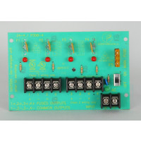 4 PTC Protected Output Power Distribution Board