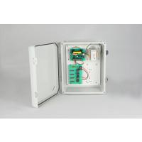 Weather Proof Power Supplies - 12 VDC, 4 Output, 3 Amps, NEMA 4X Enclosure, Fused