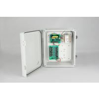 Weather Proof Power Supplies - 12 VDC, 8 Output, 3 Amps, NEMA 4X Enclosure, Fused