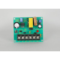 DC Linear Power Supply Boards - 6, 12 VDC @ 1.5 Amps / 24 VDC @ 1.0 Amp, Linear Power Supply Board