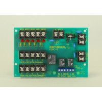 5 PTC Protected Multi-Output Module - FACP Trigger Input