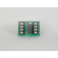 Relay Board - 6 or 12 VDC, 5 AMP / 120VAC / 28 VDC DPDT Contacts