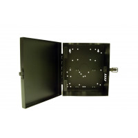"Wall Mount Enclosure - Small (9""W x 10""H x 4.65""D) - Black"