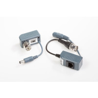 1CH Passive UTP Video Balun Transceiver for CCTV Camera, Power and Video