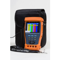 "CCTV Multifunction Tester with 3.5"" LCD Monitor"
