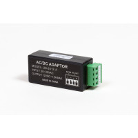 CCTV Power Adapter, 24 VAC to 12 VDC