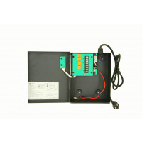 CCTV Power Supply - V-Series - 12 VDC, 4 Out, 5 Amp, PTC, UL LISTED