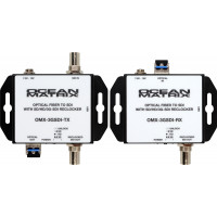 Ocean Matrix 3GSDI to Fiber Optic Converter Extender