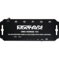 Ocean Matrix 4K UHD HDR HDMI 2.0 Splitter Distribution Amplifier with EDID Control
