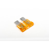 Replacement Fuses for P3 Power Supplies - 3 AMP, 32 Volt, Automotive Style Fuse - 25 Ct.