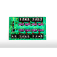 8 Fused Output Power Distribution Board