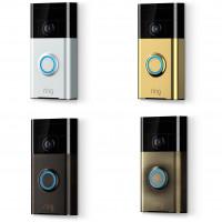 The Ring Video Doorbell