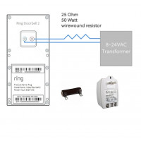 Ring Direct Connect Power Kit