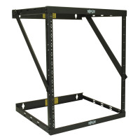 "Tripp Lite SmartRack 8U/12U/22U Expandable Very Low-Profile UPS-Depth Wall-Mount 2-Post Open-Frame Rack (Device depth 11.5"")"